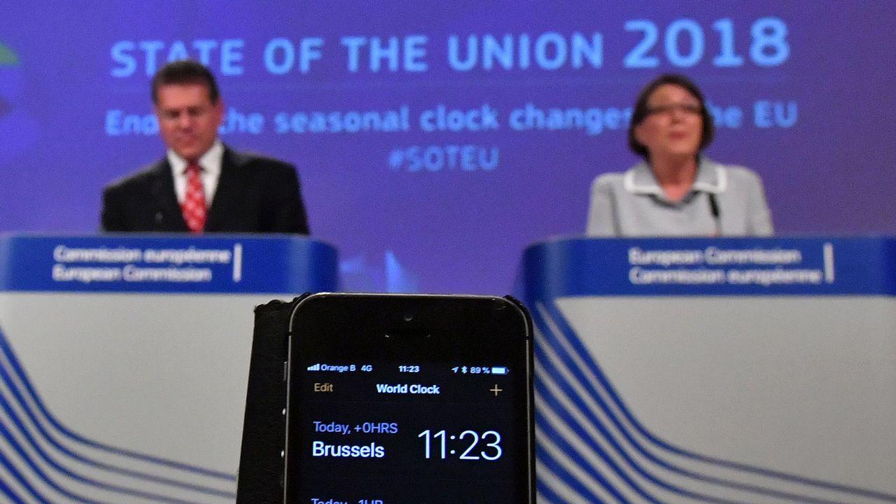 Sánchez: «Si priorizamos el conflicto a la cooperación, 'game over'».El negociador europeo Michel Barnier