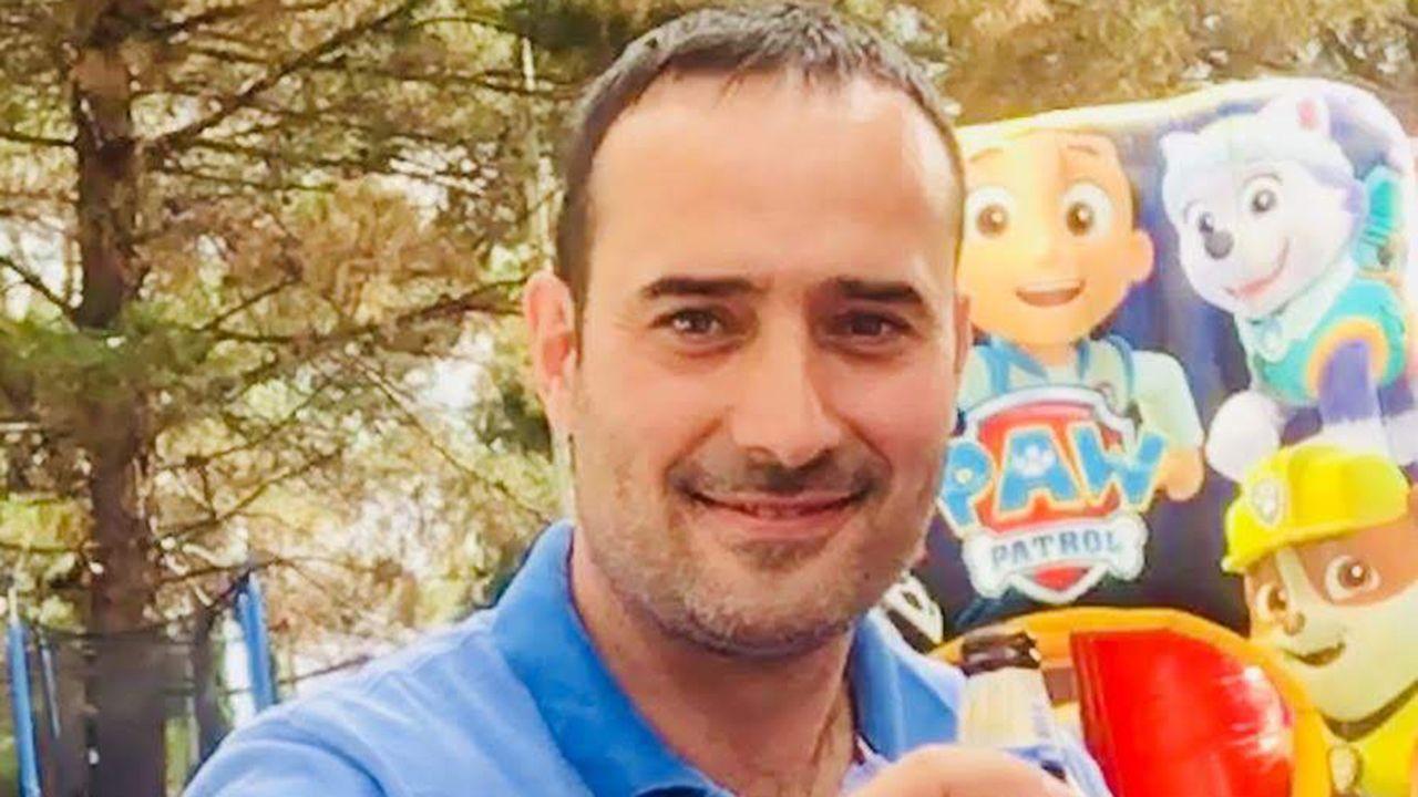 José Manuel Pulgar, superviviente asturiano en el accidente aéreo de México