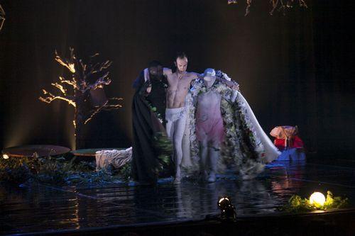 Así fue el estreno de «Entre soños», de Fran Sieira.