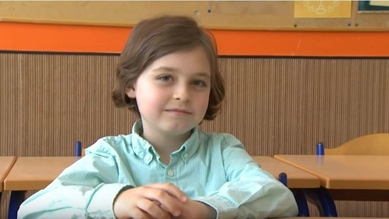 El niño belga que comenzará este año la universidad con 8 años.Tori Spelling, que se dio a conocer con «Sensación de vivir», es la octava más odiada.