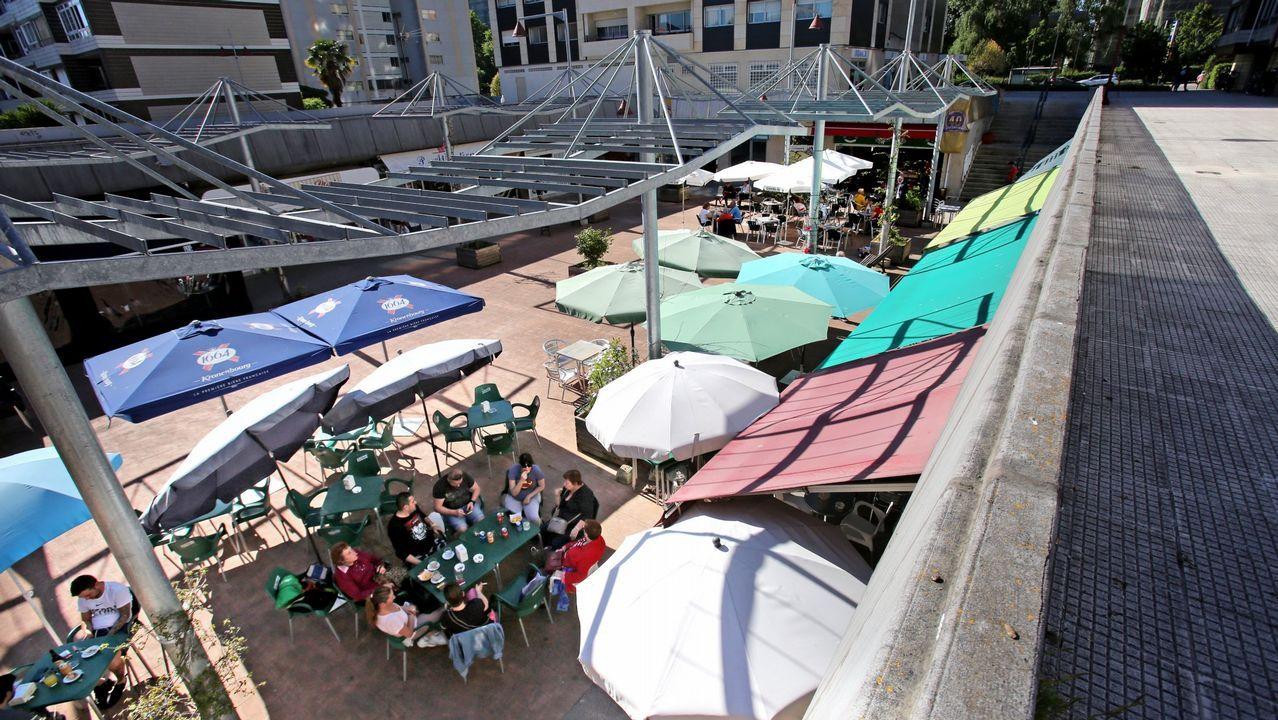 Los trabajadores de la zona azul de Vigo cesan la huelga