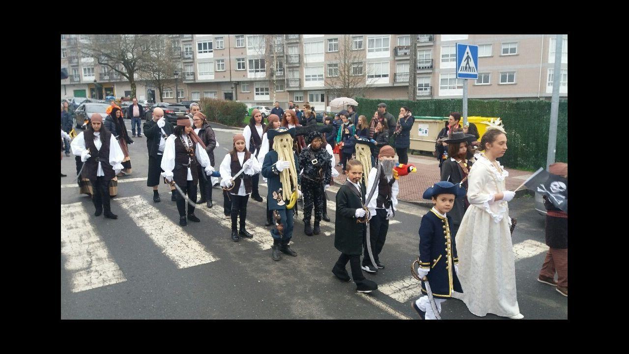 Desfile en Ames