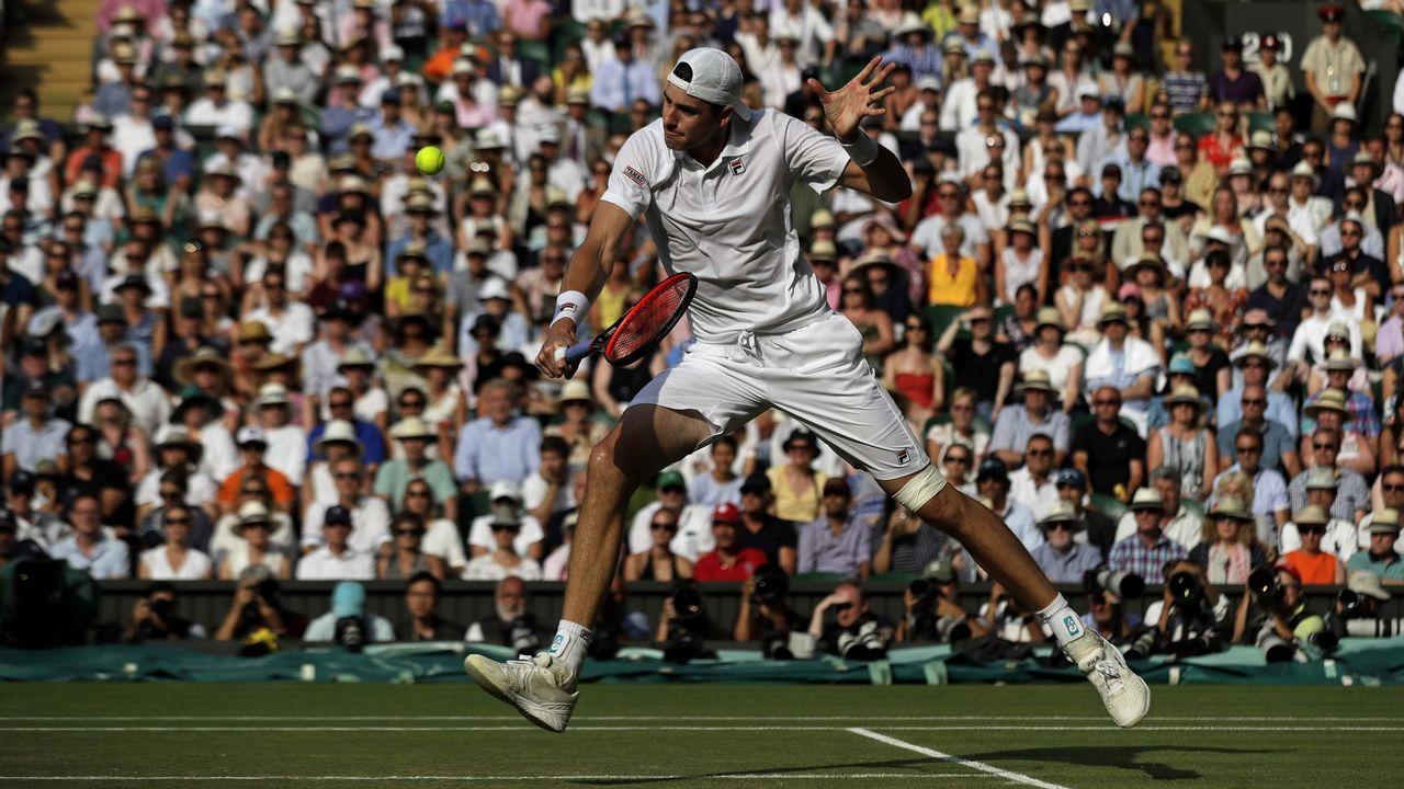 Rafa Nadal en el US Open