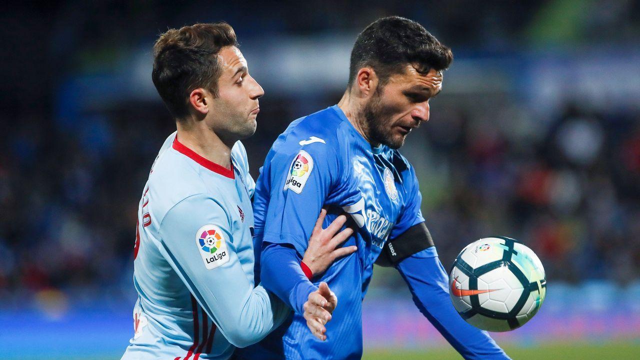 El Barça - Chelsea en imágenes.El futbolista monfortino, de 25 años, lleva varias temporadas en Grecia