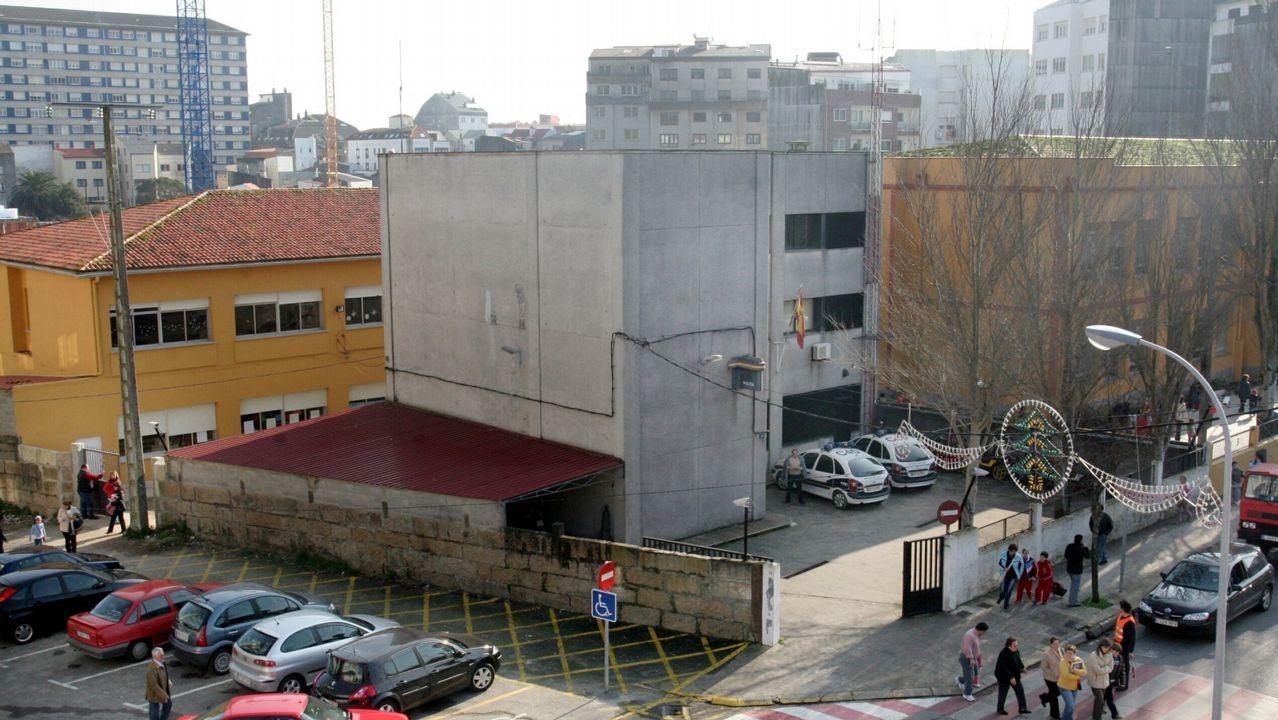 Detenidos tres miembros de una red de trata en Santiago que obligaba a sus víctimas a prostituirse y mendigar