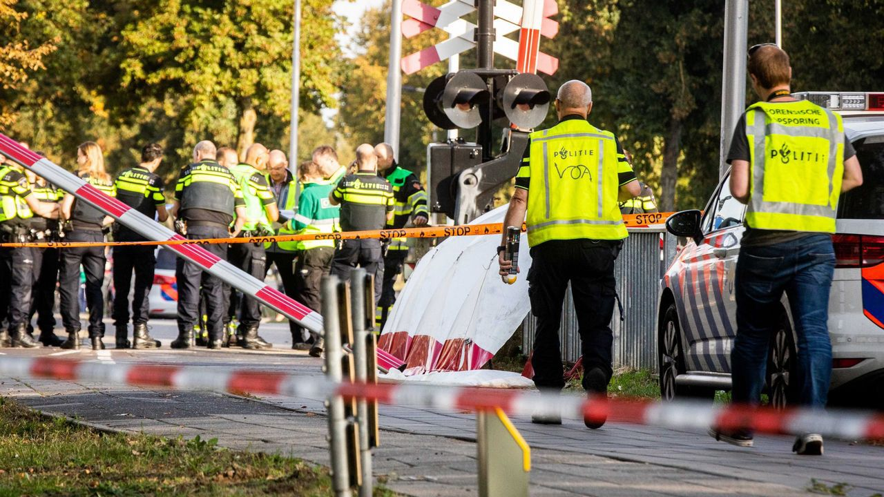 Un tren arrolla a 4 niños en Holanda cuando iban en el remolque de una bicicleta.Melendi