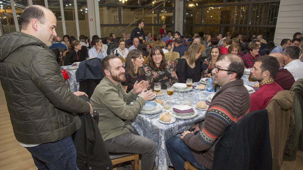 El Escola Lubiáns Calvo de Carballo logra la proeza: ¡celebración y partido!