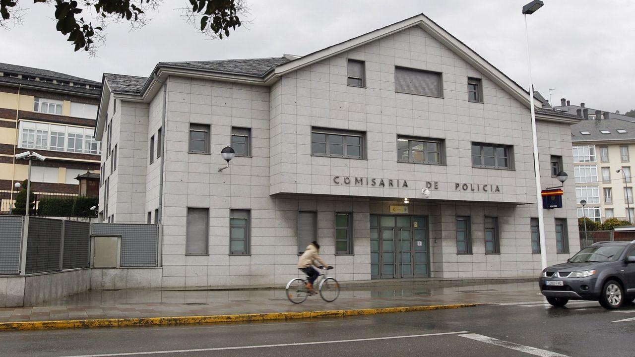 Cae una red que introducía pasta de coca por Marín para procesarla en un laboratorio en Valencia.Madre de Marta del Castillo