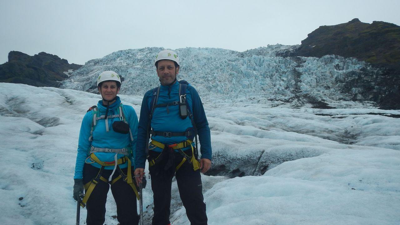 El viaje a Islandia