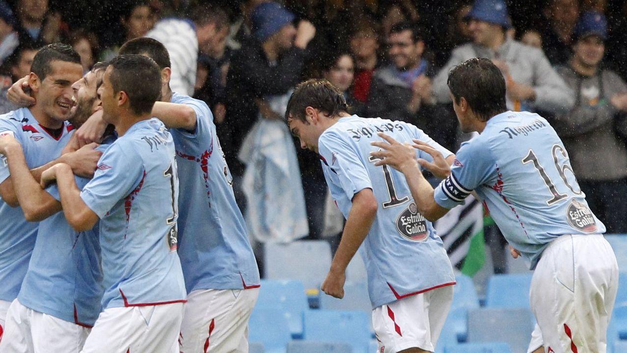 42 - Celta-Girona (2-1) el 8 de mayo del 2010