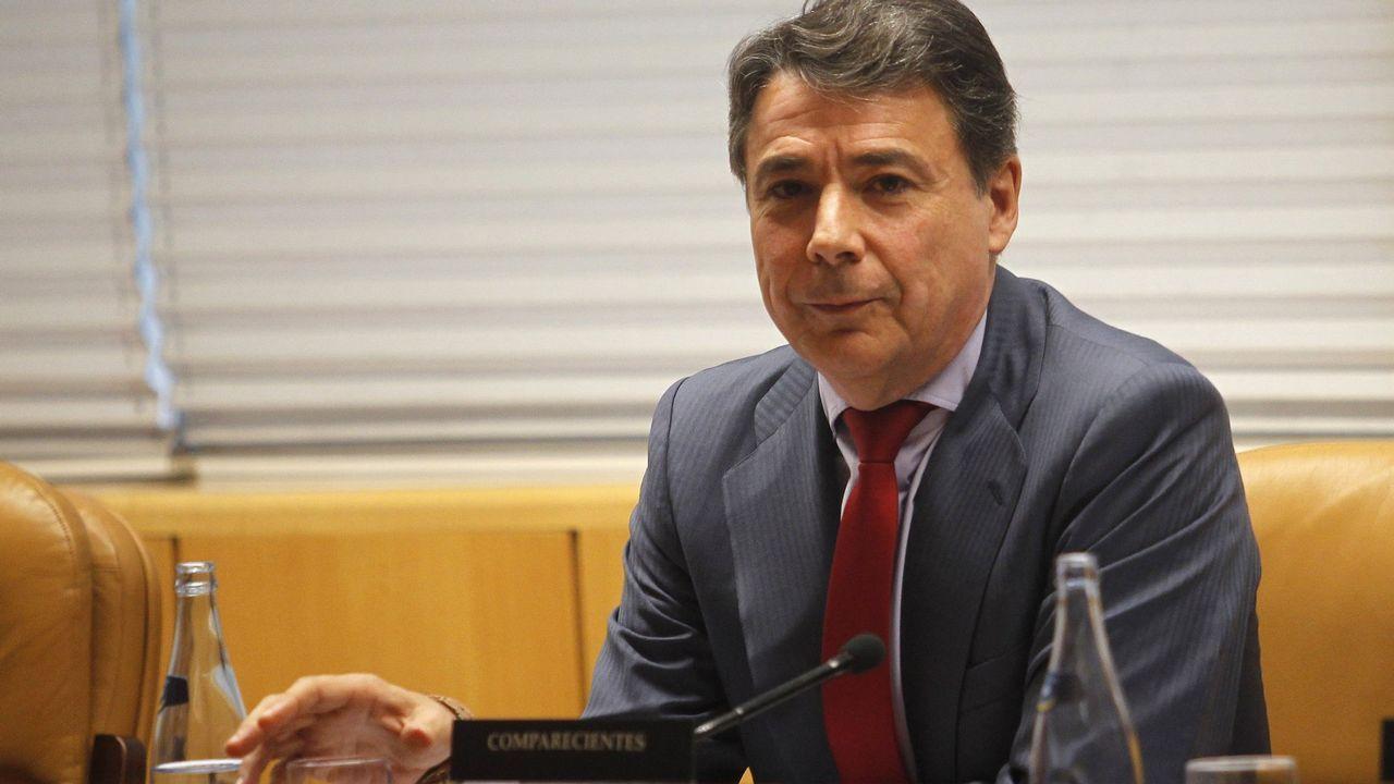 .Ignacio González, en una imagen de archivo