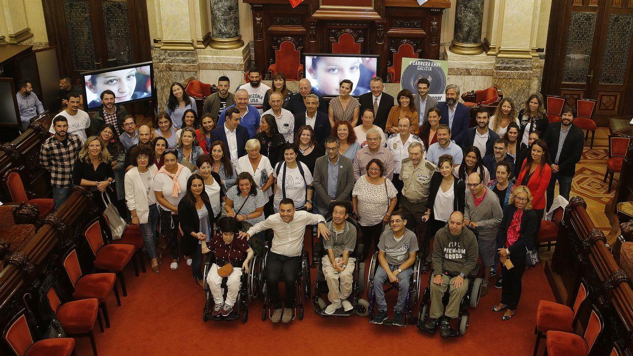 Taller de costurade Mar de Niebla, fundación de dinamización cultural de La Calzada, en Gijón.Las apuestas on-line han aumentado notablemente en los últimos años