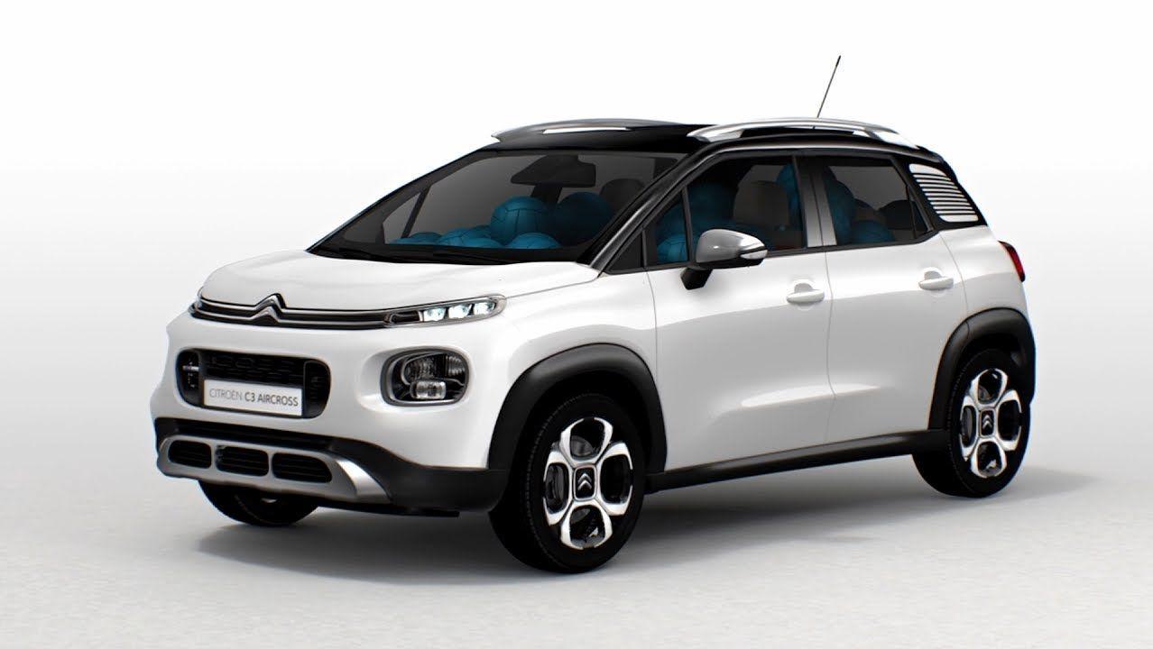 CITROËN C3 AIRCROSS. 11.033 euros. Precio oficial: 13.999 euros. Nuevo SUV urbano de Citroën con 4 años de mantenimiento gratis, y cuotas de 130 euros al mes