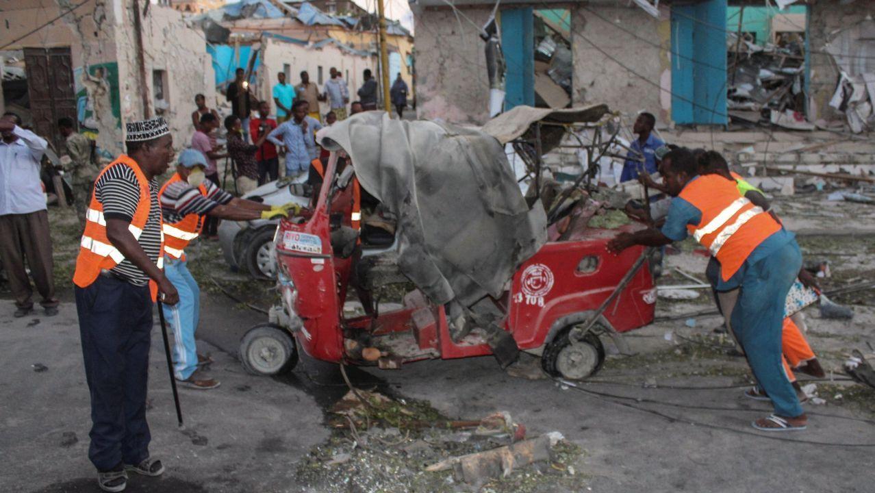 Somalia es uno de los países más afectados por el terrorismo yihadista