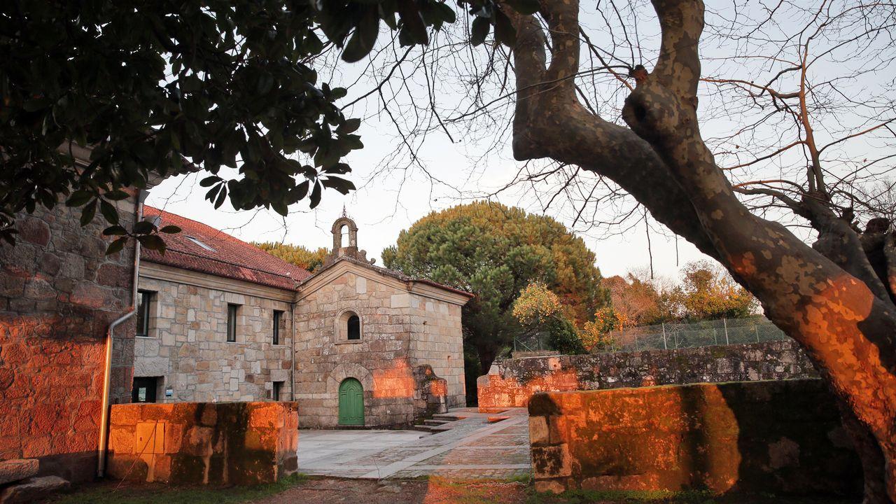 Homenaxe a Vila Fariña en Vilanova