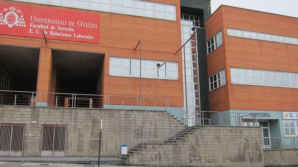 Facultad de derecho de la Universidad de Oviedo