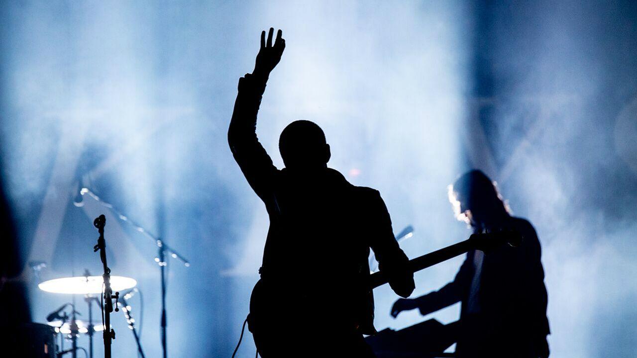 Arctic Monkeys en concierto de Sziget Festival 2018
