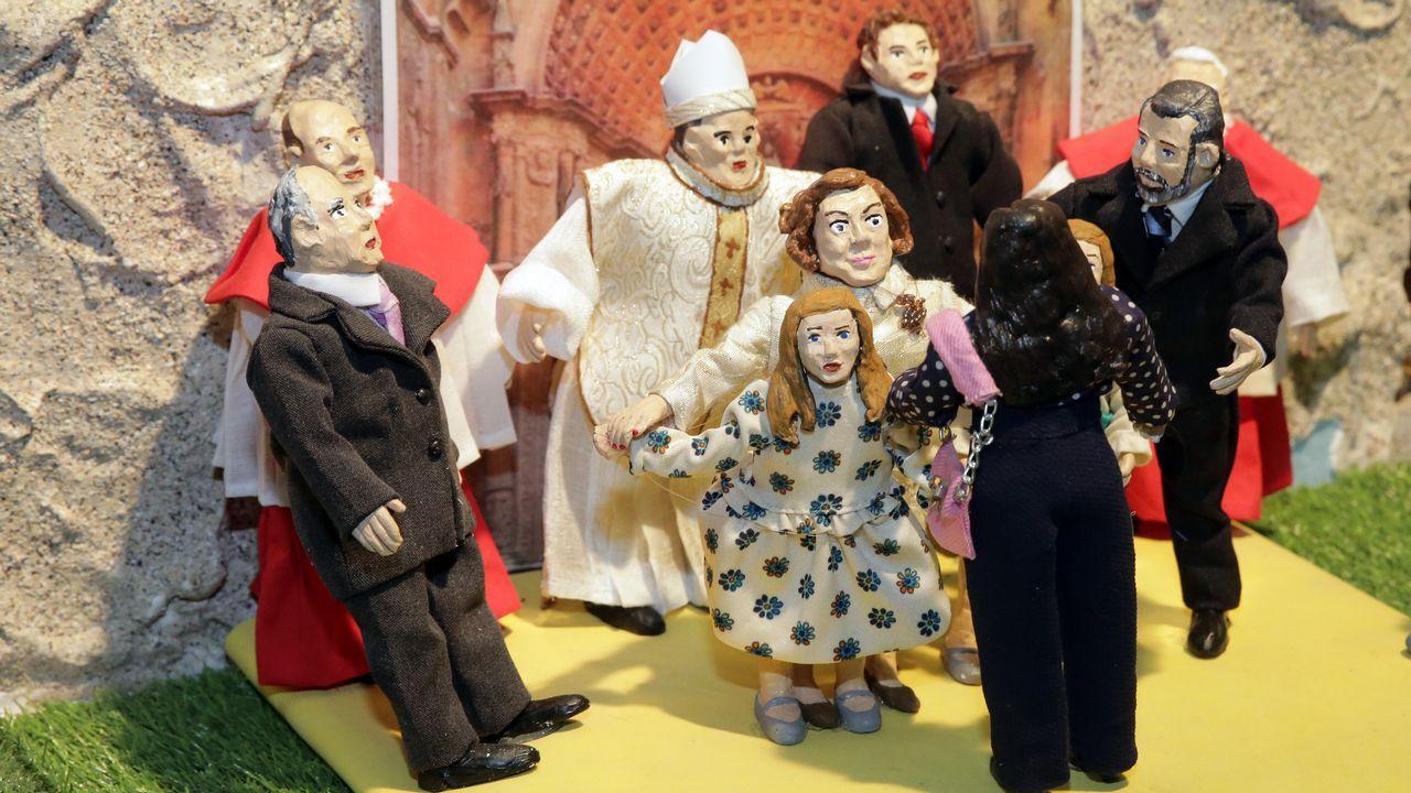 El desencuentro en la catedral de Palma entre la Reina Letizia y la Reina Sofía por sus nietas