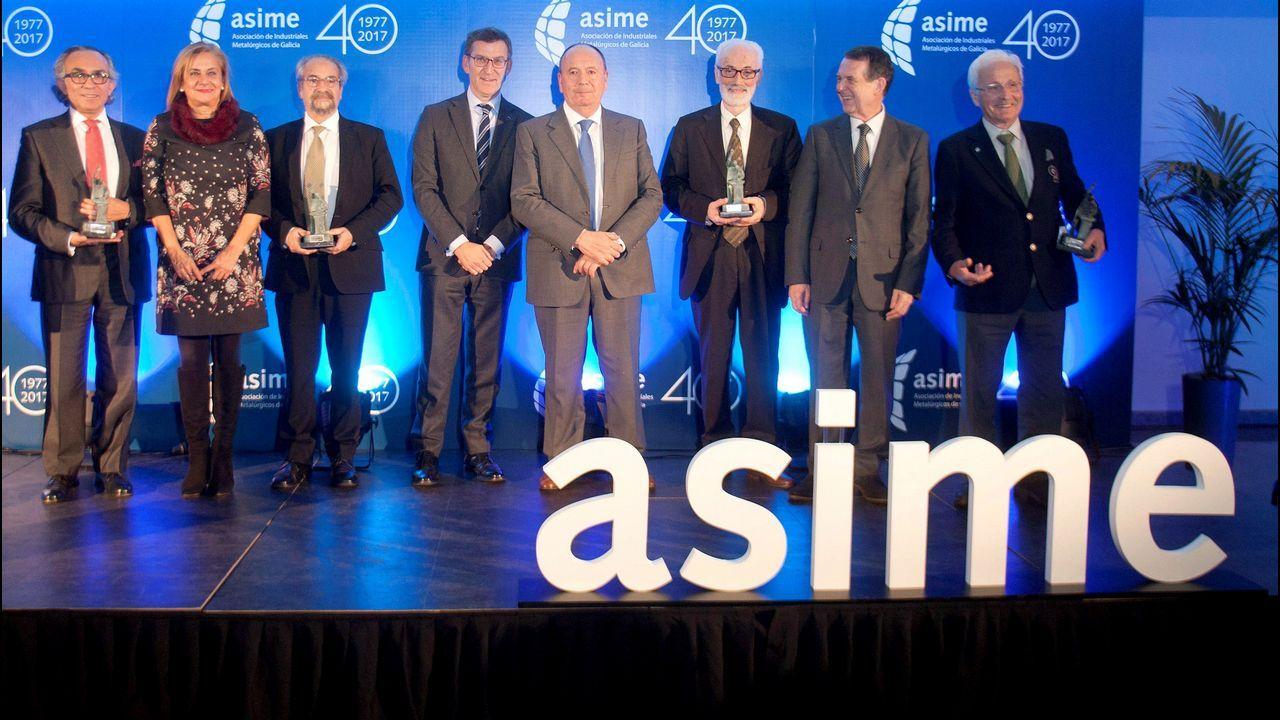 ASIME celebra sus cuarenta años de vida.