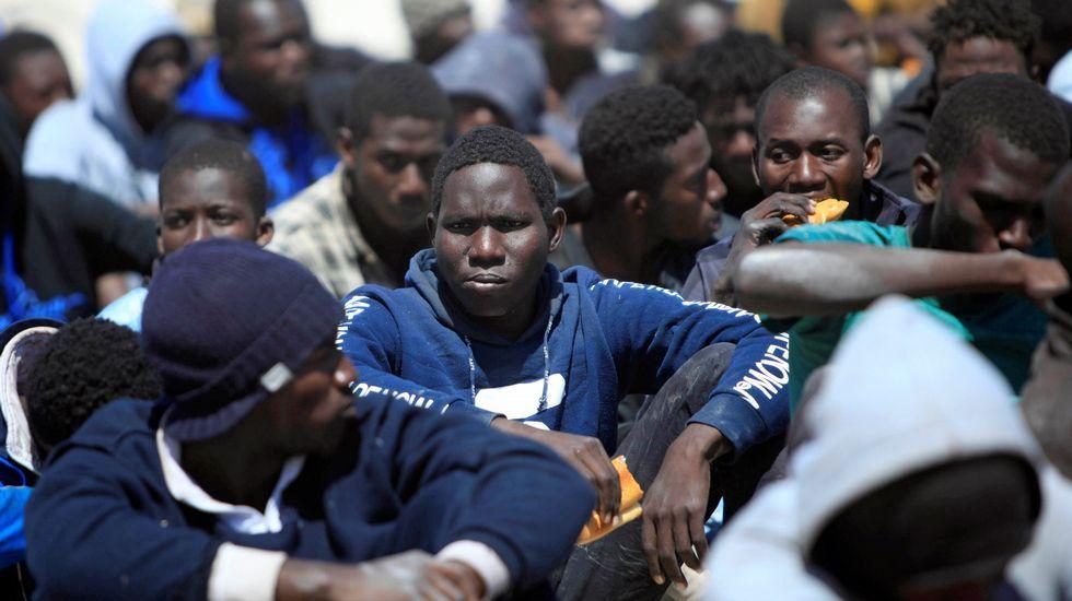 Nueva tragedia en el Mediterráneo.Un fotograma de «Agostu», de Diego Llorente