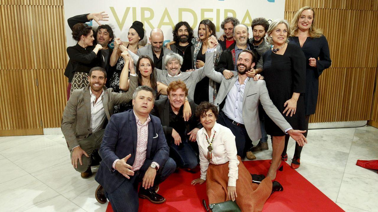 «Viradeira» compite por ser la mejor serie de televisión