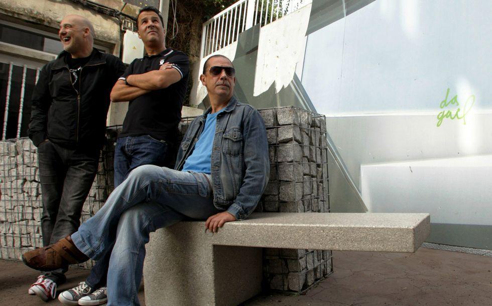 El «Run» de Furious Monkey House.La terraza de A Gramola, en Cervantes, acogerá un concierto de la Banda de Nash.