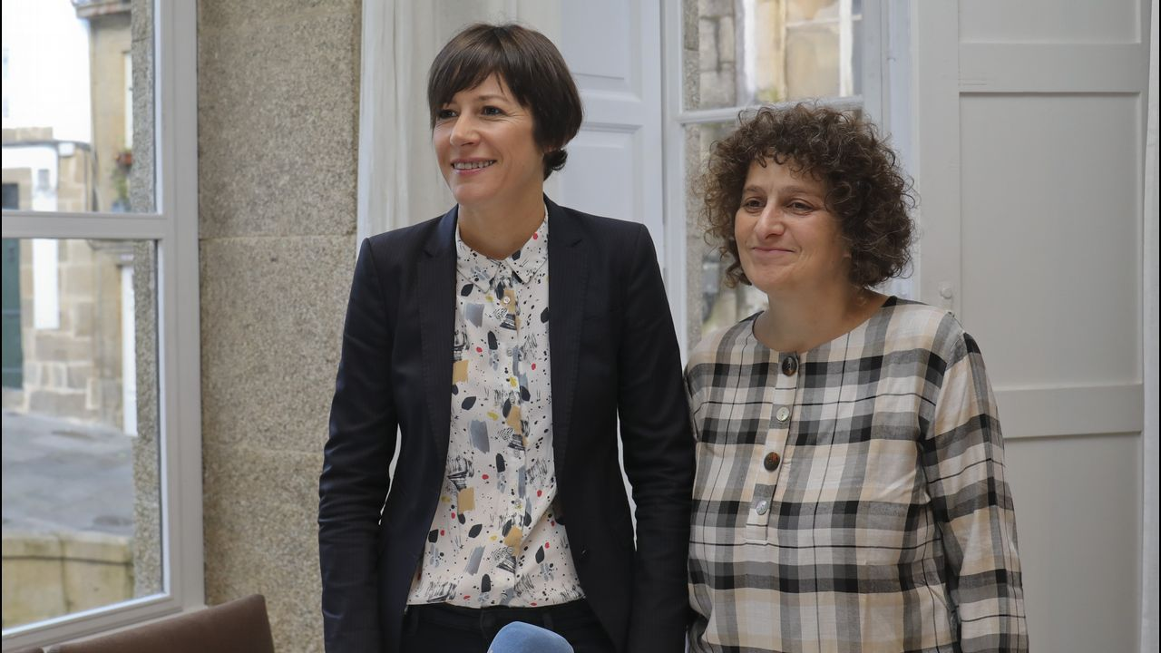 Precandidatos a las primarias del PSOE Coruña