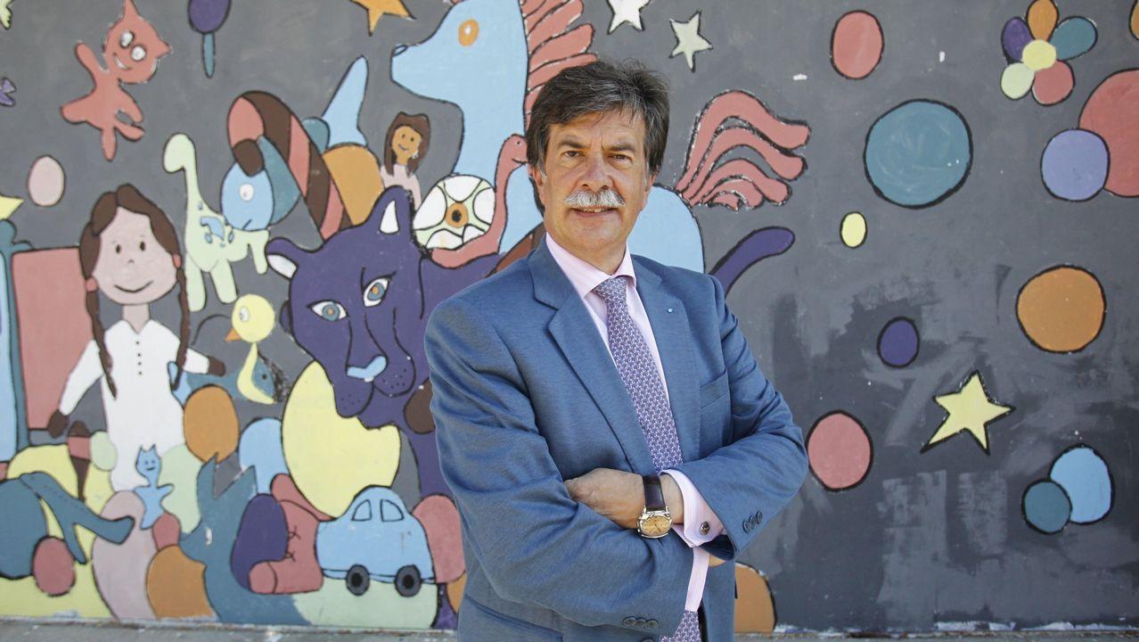 Botellón en Méndez Núñez.Ricardo Fernández