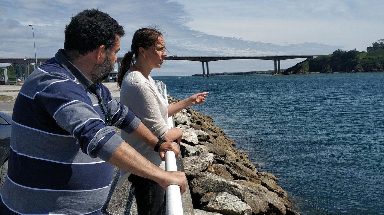 SOS desde la joya gallega de los océanos.Manuel Arias y María Jesús Sobrido