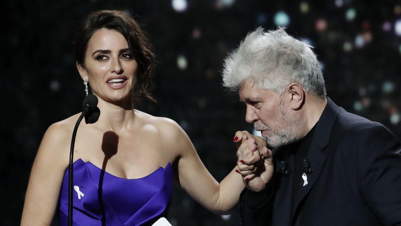 Estos rincones gallegos sí que son de película.Morricone, Serrat, Scorsese y Raphael