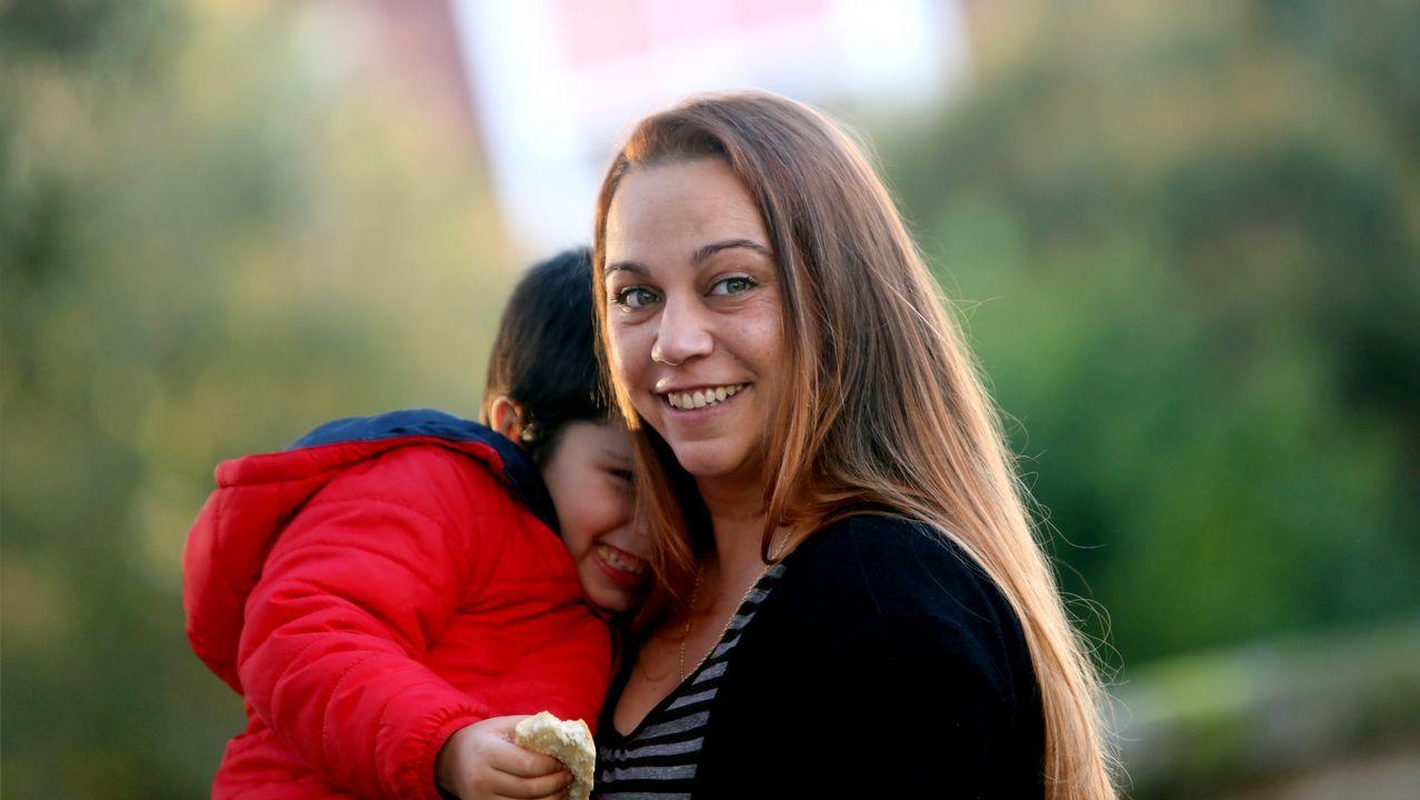 Beatriz Fernández (Vigo): «La estudié en el colegio y en el instituto»