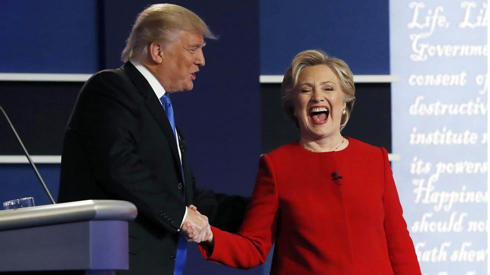 Primer debate televisado entre Hillary Clinton y Donald Trump.Operación contra los piratas en el Índico