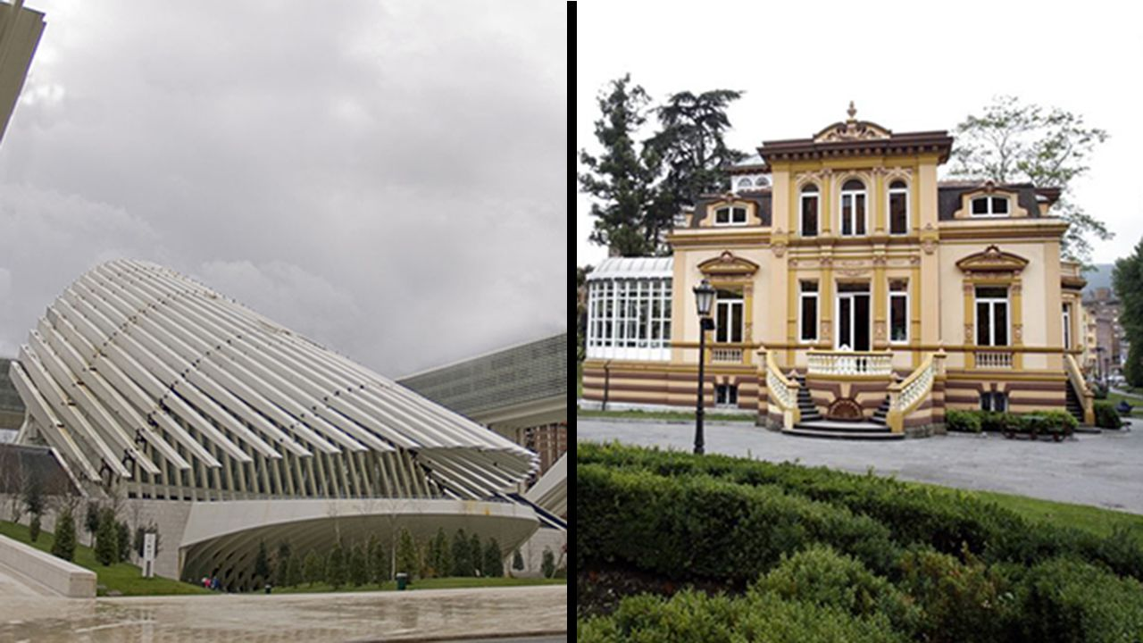 El Calatrava y Villa Magdalena