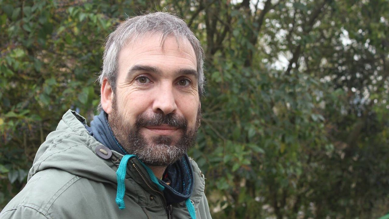 Centro penitenciario de Villabona.El tuitero vasco Alfredo Remirez, condenado por enaltecer a ETA