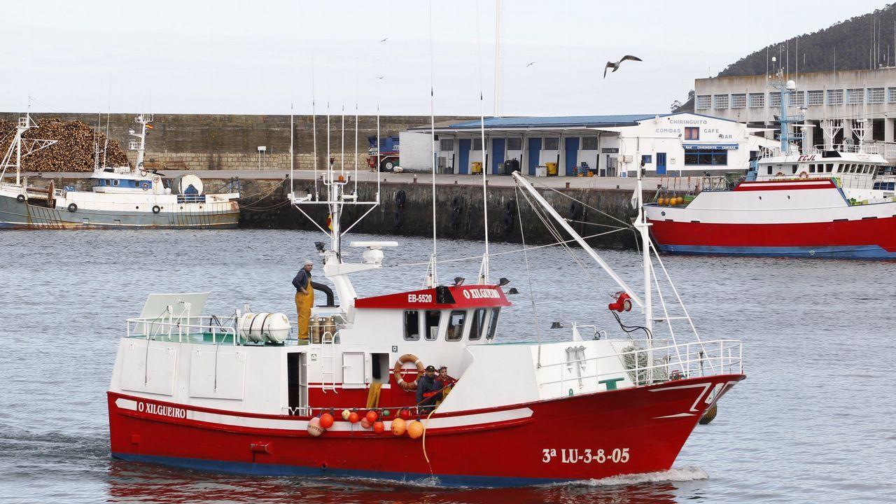 Beiras reapareció tras meses de silencio mientras En Marea se desangraba