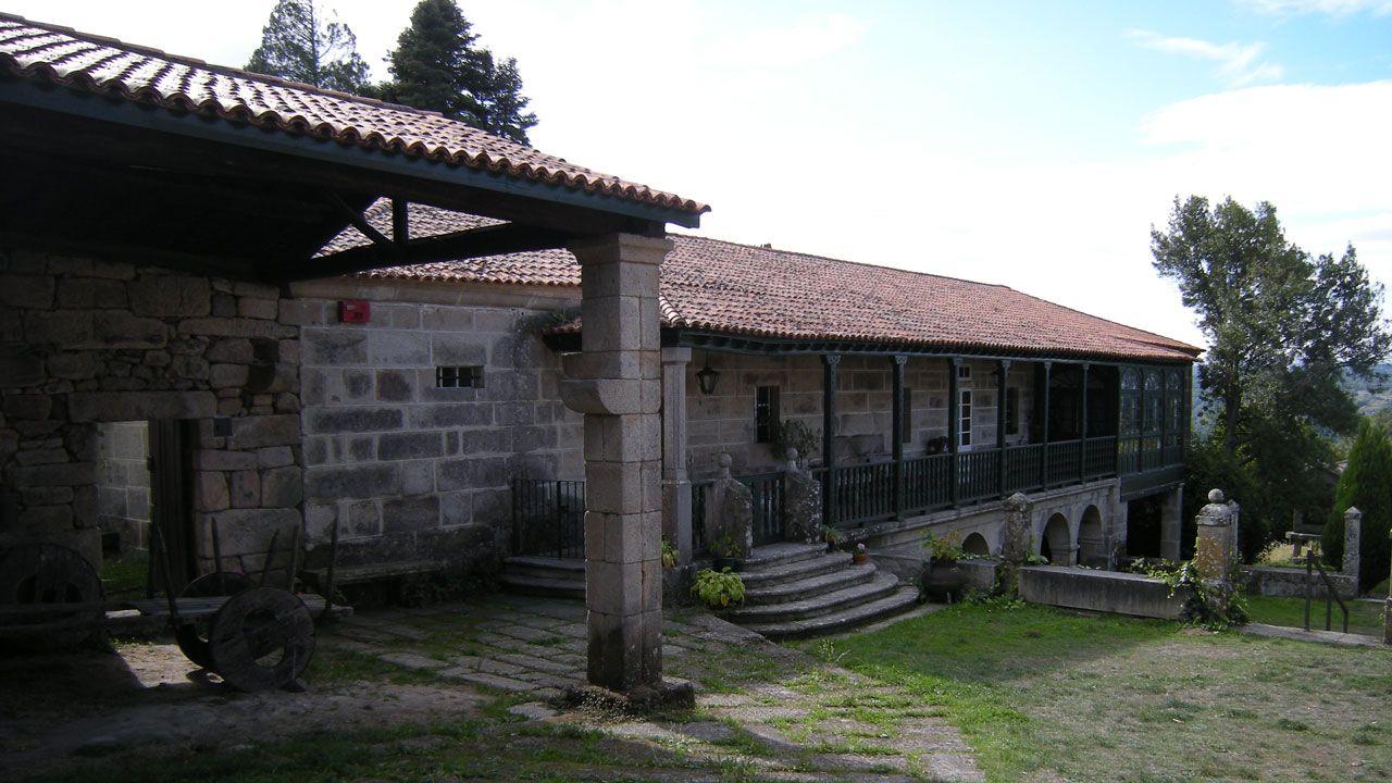 Pazo Museo Otero Pedrayo