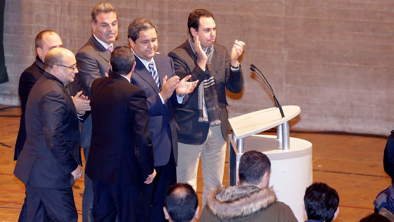 Ascenso y caída de Tino Fernández.José Maria Aznar