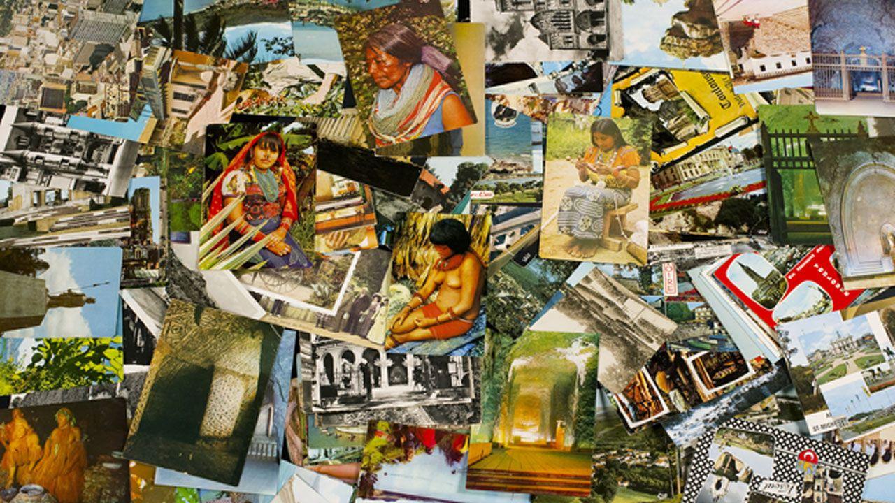 Postales de la colección de Aurelio Suárez