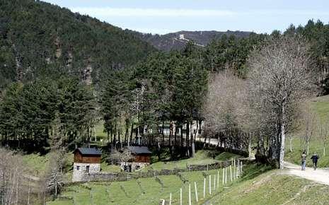 Las mejores fotos del temporal en Galicia.Para entrar a O Invernadoiro es preciso pedir permiso.