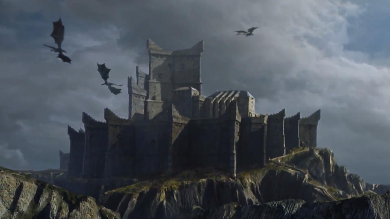 Las fuentes de Vigo que no funcionan.Castillo de Rocadragón