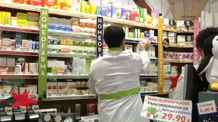 El Gobierno intenta regular los medicamentos homeopáticos.