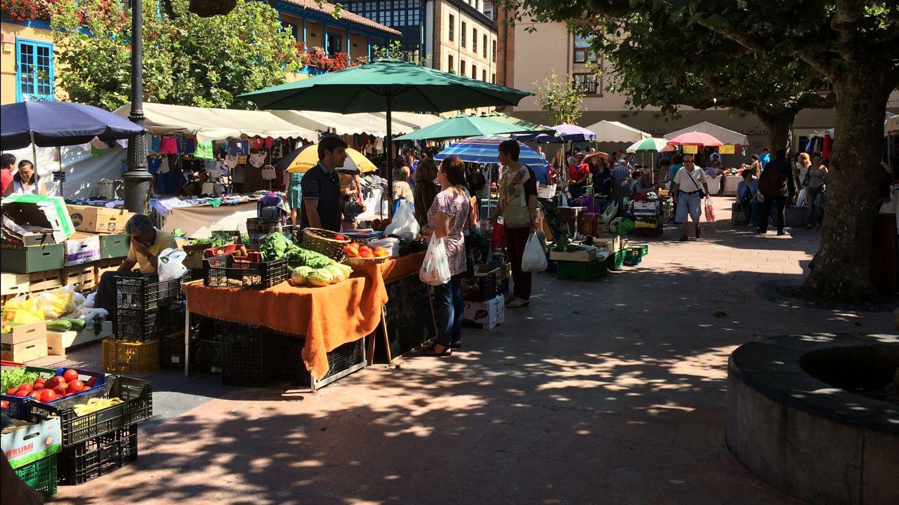Mercado El Fontan