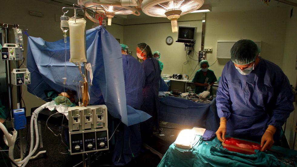Testimonio en Vigo de la madre de un donante de órganos