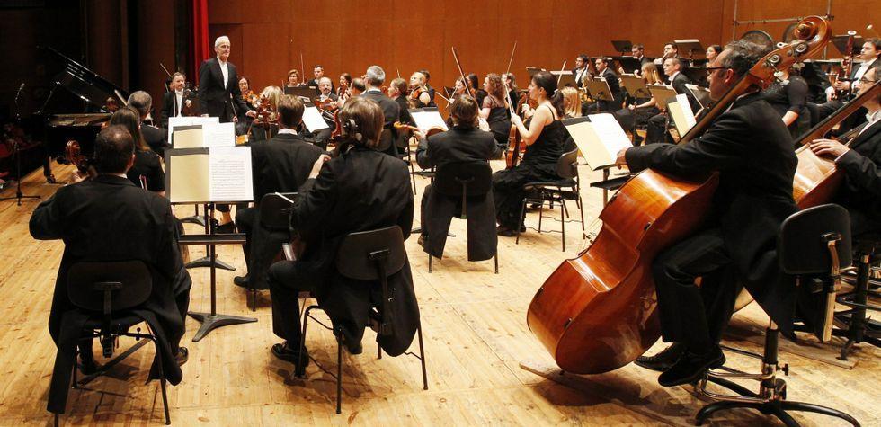 Cien años de la batalla de Somme, en imágenes.La Real Filharmonía de Galicia interpretará esta tarde en el Teatro Afundación obras de Ravel, Beethoven y Fauré