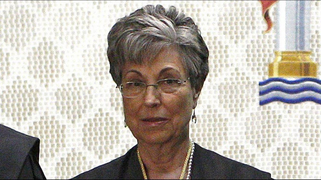 Encarnación Roca Trías, vicepresidenta del Tribunal Constitucional