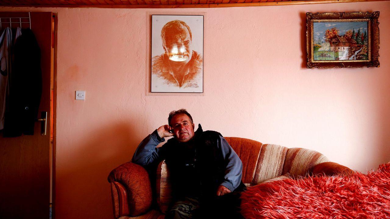 Dusko Mladic, primo del exgeneral