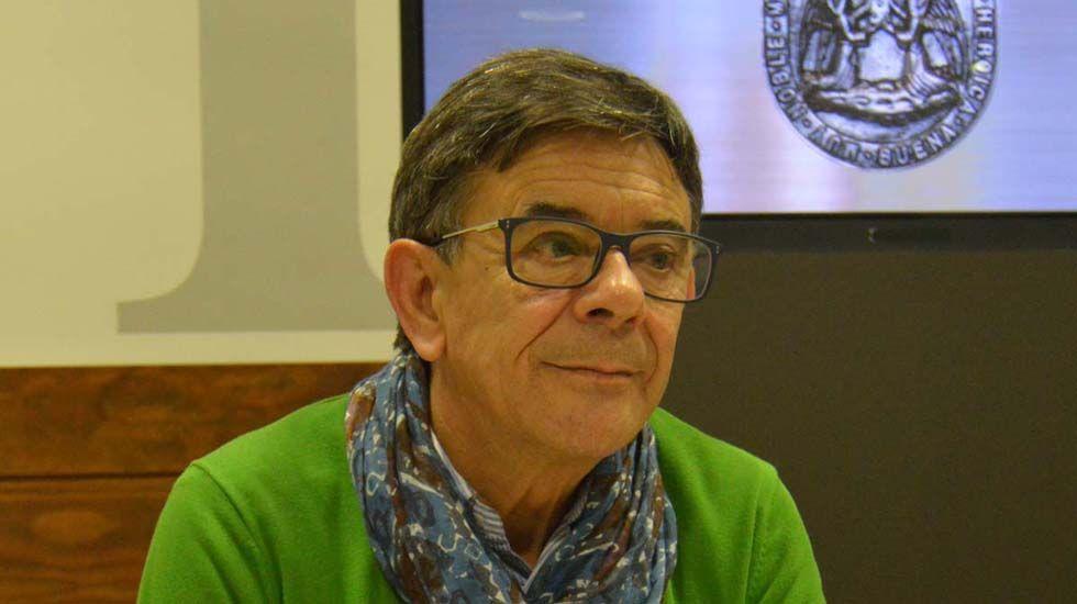 El concejal Roberto Sánchez Ramos, Rivi.Roberto Sánchez Ramos