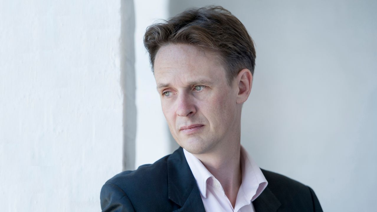 El tenor inglés Ian Bostridge