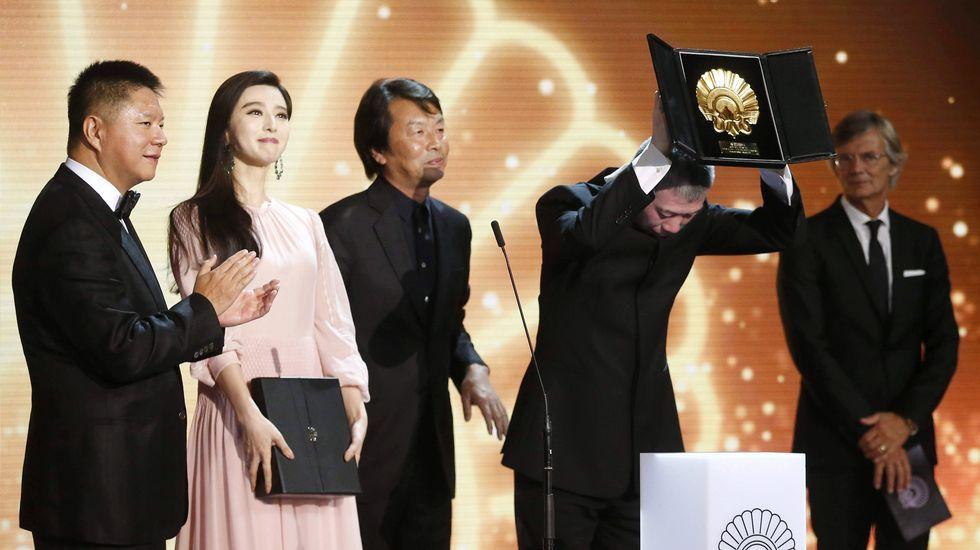 Los premiados con la Concha de Oro a la mejor película