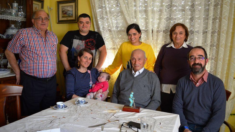 «Un vecino trajo una carta de mi padre en la suela del zapato desde Francia».Reina Letizia